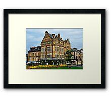 Bettys Cafe Tea Rooms, Harrogate, Yorkshire, UK. Framed Print