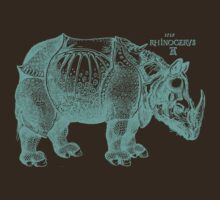 Rhinoceros by Zehda