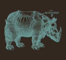 Rhinoceros by Zehda