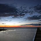 Swan Bay Jetty by RichardIsik