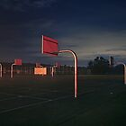 Basketball Court  by nkorompilas