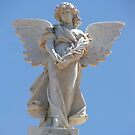 Memorial Angel by ScenerybyDesign
