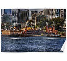 Icons of Sydney - Luna Park Poster