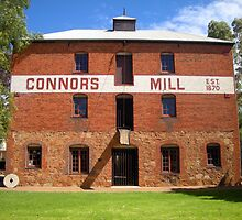 Connors Mill by Stacey Pritchard