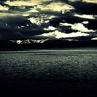 stormy weather, lake tahoe by tourdeforce