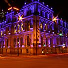 treasury casino by Matt  Williams