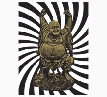 Trippy Buddah by RootsRunDeep