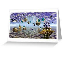 Eyeland Greeting Card