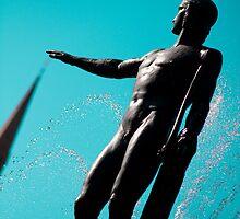 Archibald Fountain, Sydney by Jackie Hewett