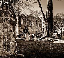 St Day Church Cornwall by Simon Marsden