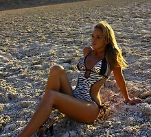 Swimsuit on the Salt Flats by jadeamber