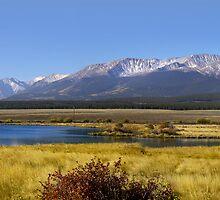Colorado landscape by snehit