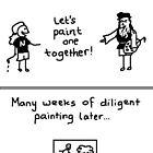 I'm an Artist by Nebsy