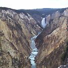 Yellowstone Park, the Canyon by Tmac02892