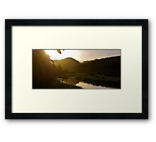 Thurra Ambience Framed Print