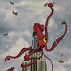 Squid Vicious by OrbitofGlass