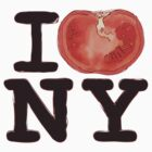 i tomato new york by Paul McClintock