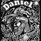 Daniel cover by Matthew Scotland