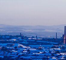 Winter Oldham by borstal