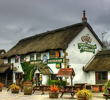 Owd Nell's Tavern by VoluntaryRanger