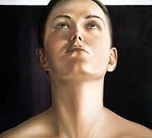 Study of a Head by Valery Koroshilov