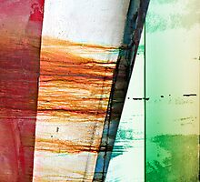 Abstract textures by Martine Affre Eisenlohr