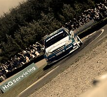 Matt Jackson - BTCC Knockhill No2 by Ross Williams