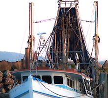 Local fishing trawler by Brandie1