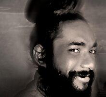 Jambu Puri's Smile of God (Gold but God will do) by linaji