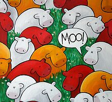 Moo! by sophiegreen