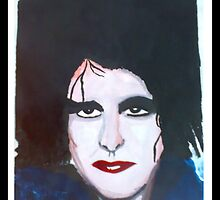 Robert Smith by sky   princess
