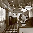 Diner. Small Town America II by urmysunshine