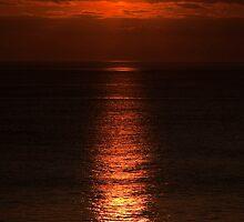 Atlantic Sunset by Stephen Lawlor