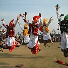 BHANGRA, A PUNJABI FOLK DANCE by RakeshSyal