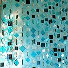 Aquamarine Diamonds #2 by dimpdhab