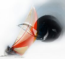 The Vortex of Sailing by linaji