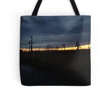 Weather Front Tote Bag