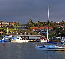Ulladulla Harbour by Darren Stones