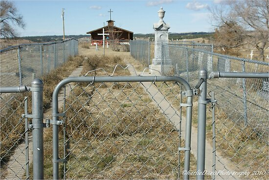 My Heart is Buried at Wounded Knee by DrCharlie