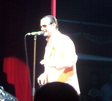 Mike Patton - Faith No More by Topher Webb