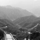 The Great Wall of China by Danim