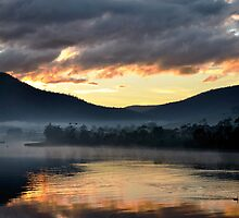 Sunrise at Franklin by Mark Hanna