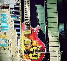 Hard Rock Cafe by Mojca Savicki