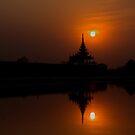 Mandalay by James Godber