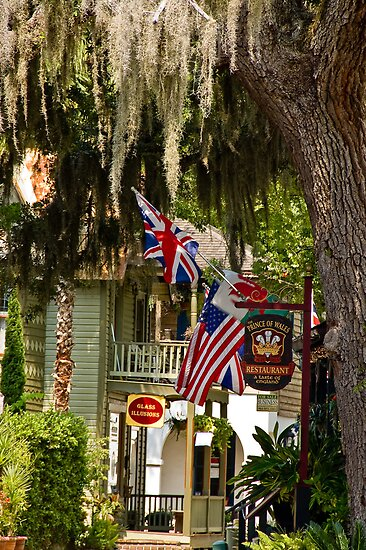 St. Augustine, FL by KellyEverill