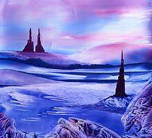 Sea of Lost Souls by Anne Pearson