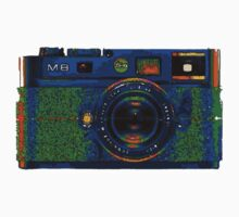 Leica M8 on acid by eritor