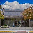 Park County Montana Court House by Bryan D. Spellman