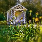 The Summerhouse by Catherine Hamilton-Veal  ©