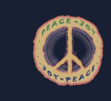 PEACE = JOY... JOY = PEACE by James Lewis Hamilton